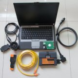 Icom A2 B C per il computer portatile diagnostico Tool+Software+D630 di BMW