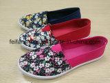 Schoenen van het Canvas van het Schoeisel van vrouwen de Vlakke met Goede Kwaliteit