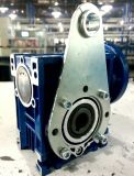 Caja de engranajes del gusano de Fcndk del reductor del motor de Nmrv hecha en la aleación de aluminio