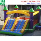 Castelo Bouncy inflável barato (DJBC016)