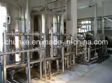 Industriële FRP RO Water Treatment System voor Water Purification