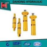 Mini kleiner Gegentakttriebwerkzugstange-geschweißter Kolben-Hydrozylinder