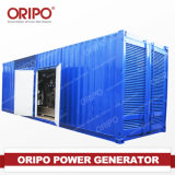 20kw-200kw Reefer Container Diesel Generator Set con Silent Canopy