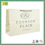 Material de papel Shopping Bag com Printed Logo