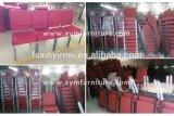 本棚が付いている装飾されたクッション教会椅子
