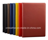 Изготовленный на заказ дневник крышки кожи блокнот просто конструкции