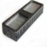 알루미늄 주물 가공 검정 LED 열 싱크 LED 램프 주거를 정지하십시오