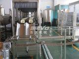 Linha de produção de engarrafamento líquida da máquina da embalagem da água pura automática de 5 galões