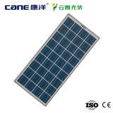Panneaux solaires 150W chinois avec l'OIN de la CE