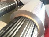 Máquina de papel el rebobinar del papel de aluminio que raja de la fábrica Hjy de China