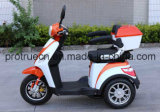 Triciclo de Electrc con la batería Partir-Shaped
