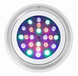 高い発電IP68 LEDのプールライトステンレス鋼LED水中ライト