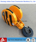 Double Wheel 5t Hoist Safety Hook