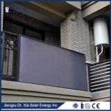 Systemen van de Zonnewarmte van het Comité van het balkon de Vlakke