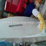 fibre de verre de tissu de la fibre de verre 4oz pour la planche de surfing peinte