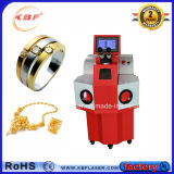 macchina della saldatura a punti del laser dei monili della Tabella 100W per l'alluminio del rame dell'argento dell'oro