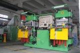 Máquina de processamento dos anéis de borracha da pressão do calor do vácuo da boa qualidade
