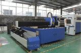 laser Cutting Machine Fiber 500W Dek-1325 di 6mm Carbon Steel Metal Pipe
