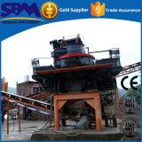 Triturador de pedra hidráulico de eficiência elevada VSI