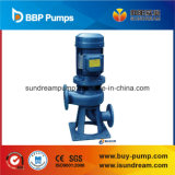 ISO centrífuga vertical de la bomba de aguas residuales de Lw aprobada