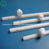 Zahnstange der Industrie-Plastikfahrwerk-Zahnstangen-POM