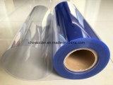 película rígida plástica del PVC del claro de 0.3m m a de 0.45m m para el embalaje de la ampolla
