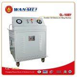 Máquina portable de la purificación y del engrase de petróleo de la serie de Gl