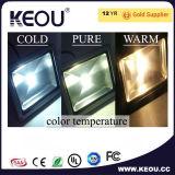 LEDの洪水ライトIP65は産業か屋外の使用を防水する
