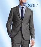 Портняжничанное серое высокого качества 3 частям костюма шерстей