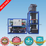 Water Cooling Cylinder Ice Making Machine 20tons/Day Large Capacityを使って