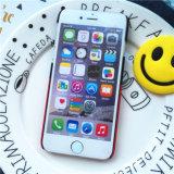 고품질은 단단한 iPhone 이동할 수 있 세포 전화 상자를 주문을 받아서 만든다