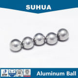 Esfera do alumínio da venda por atacado 2mm para a esfera de metal contínua da correia de segurança