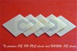 Strato di plastica sottile spesso dei pp con buon di tensione