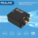 Digitahi Toslink coassiale ottico all'audio convertitore Analog