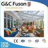 オーストラリアの標準の緩和されたガラスおよびアルミニウムフレームのSunrooms