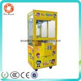 Fábrica Cheap Master Master Mono operado Garra Crane Toy Prize Game Machine