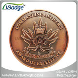 Customized Zinc Alloy Challenge Coins Metal Coin