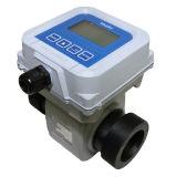 4-20 Maの出力が付いている下水のための新しいプラスチックコンパクトな磁気流れメートル