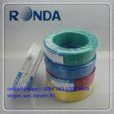 Fio elétrico vermelho 300/500V 6 Sqmm do PVC