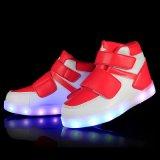2016 новый тип СИД освещает вверх ягнится ботинки для детей