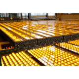 Singolo indicatore luminoso lineare della rondella della parete dell'indicatore luminoso LED di CC 24V di colore