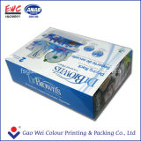 Коробка высокого качества бумажная упаковывая для щетки бутылки молока