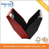 صنع وفقا لطلب الزّبون عجيب تصميم ورقة خمر يعبّئ صندوق ([قس1516])