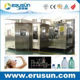 Agua Mineral Natural Ronda de botellas de plástico Máquina de llenado