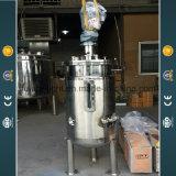 el tanque de Biofermenter de las bacterias del acero inoxidable 300L