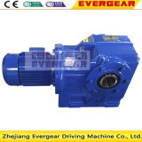 Sew Gearbox를 가진 K Series Right Angle Spiral Bevel Gear Reducer