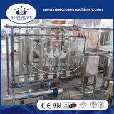 Equipo del tratamiento de aguas de mineral del acero inoxidable