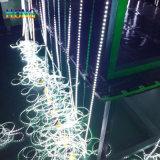 2835 tira del metro LED de 72 LED con alto brillo
