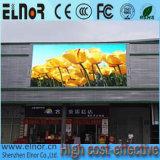 Tela ao ar livre do vídeo do diodo emissor de luz da cor cheia do consumo P20 das baixas energias