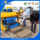 Wt6-30販売のための移動式Soildの具体的な煉瓦作成機械